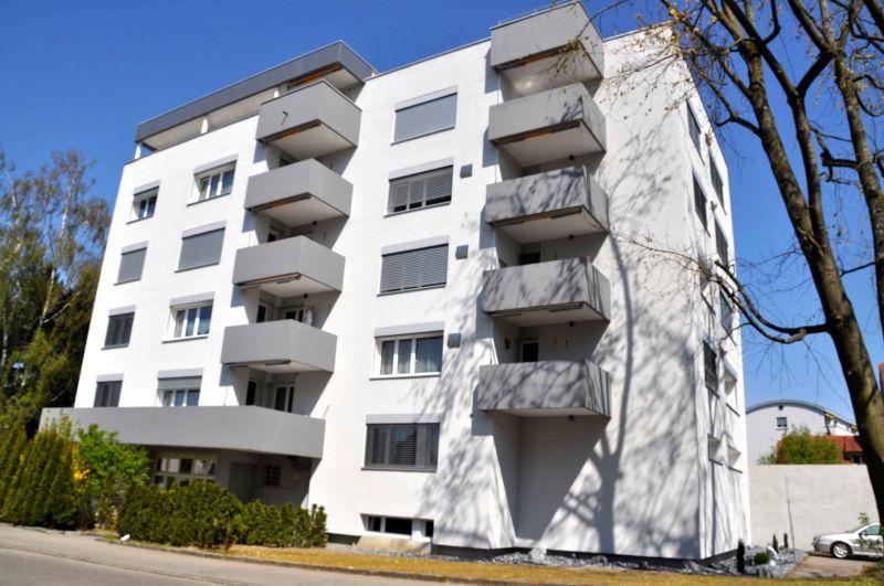 Miete: gepflegte  Minergie-Wohnung